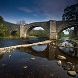 Barden Bridge. Wharfedale Yorkshire Dales Stock Image