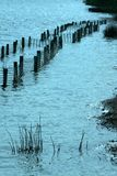 Barden Lake Flooding Royalty Free Stock Images