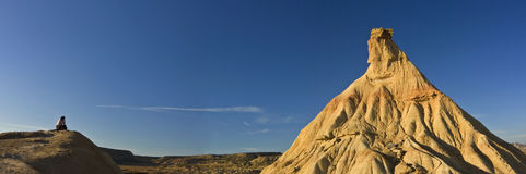 Bardenas Stock Images