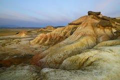Bardenas Reales - Испания стоковые фотографии rf