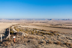 Bardenas Reales de Navarra Royalty Free Stock Photography