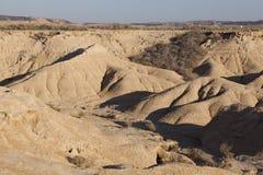 Bardenas Reales desert Stock Image
