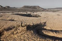 Bardenas Reales desert Royalty Free Stock Images