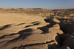 Bardenas Reales desert Royalty Free Stock Photography