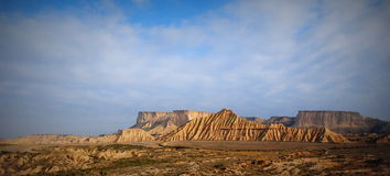 Bardenas Stock Photo