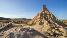 Bardenas Reales, Spain Stock Photo