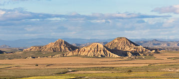 Bardenas Reales, Spain Royalty Free Stock Images
