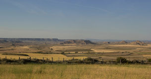Bardenas Reales, Spain Royalty Free Stock Photo