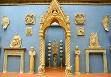 Bardini Museum in Florence, Italy stock photos