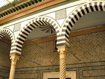 Bardo Museum. Interior of Bardo Museum, Tunis, Tunisia Royalty Free Stock Photo