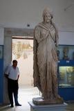 Bardo museum, Tunis, Tunisien fotografering för bildbyråer