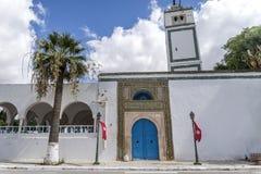 Bardoen Tunisien Arkivbilder