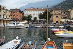 Bardolino - lago Garda, Itália Imagem de Stock
