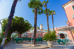Bardolino resort Stock Photo