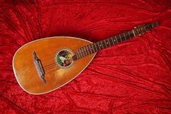 Bardonu instrument Zdjęcie Stock
