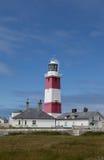 Bardsey Island Lighthouse Stock Photography