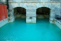 bardzo basenu stary dopłynięcie Zdjęcia Royalty Free