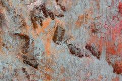Bardzo dużo loft biurka farby tekstura - cudowny abstrakcjonistyczny fotografii tło obraz stock