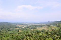 Bardzo piękne góry dla przygody obrazy stock