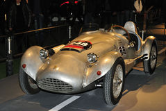bardzo samochodowy stary sport obrazy royalty free
