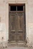 bardzo stare drzwi Obrazy Stock