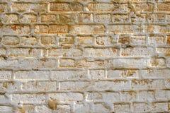Bardzo stary ściana z cegieł Obraz Royalty Free