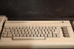 Bardzo stary komputer Obraz Stock