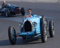 Bardzo stary samochód wyścigowy Obraz Stock