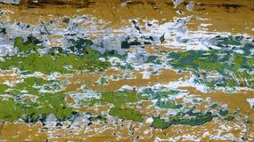 Bardzo stary uszkadzający farby tekstury tło zdjęcia royalty free