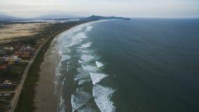 Bardzo tęsk plaże Obrazy Royalty Free
