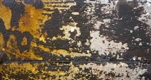 Bardzo uszkadzający kawałek metal tekstura zdjęcie royalty free