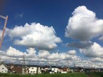 bardzo wypięknia niebo Obraz Royalty Free