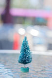 Bare Christmas Tree Stock Images