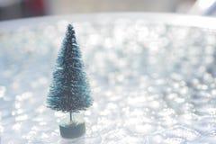 Bare Christmas Tree Royalty Free Stock Image