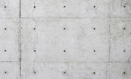Bare concrete wall. Texture for background Stock Image