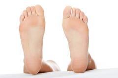 Bare feet Stock Photos