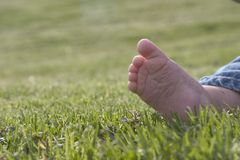 Bare foot stock images