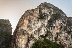 Bare mountain Stock Photography