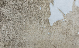 Bare raw concrete wall texture useful as background Royalty Free Stock Photos