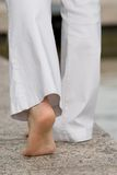 Barefeet Stock Photography