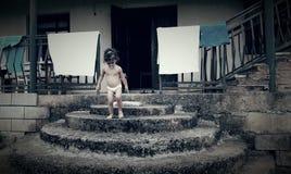 barefoot Foto de Stock