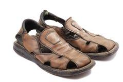 barefoot Стоковые Фотографии RF