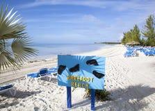 Barefoot Beach Royalty Free Stock Image
