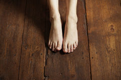 Barefoot Stock Images