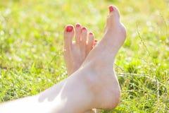 Barefoot Stock Photos