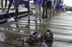 Barefoot Stock Image