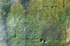 barelief statuy tło Khmer kultura w Angkor Wat, krzywka obraz stock