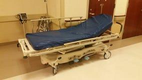 Barella dell'ospedale Immagini Stock Libere da Diritti