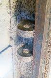 ` Barenholle ` бункера ` s Гитлера нацистское около Смоленска России стоковые фотографии rf