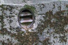 Barenholle för ` för bunker för nazist för Hitler ` s ` nära Smolensk Ryssland arkivfoto
